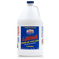 Lucas Oil Engine Oil Stop Leak / Aditif Pelumas Oli Mesin Mobil Gallon