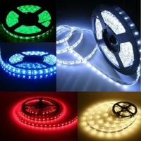LED Strip 2835/3528 IP 44 GEL Outdoor 5 Meter 300 LED Warna
