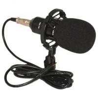 Mikrofon Kondenser Studio dengan Shock Proof Mount -BM700