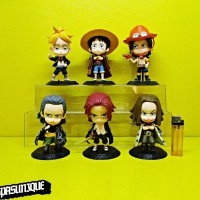 Action Figure One piece isi 6 14 cm