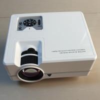 HIPLAY VS314 Mini Proyektor Projector 1500 Lumens + TV Tuner