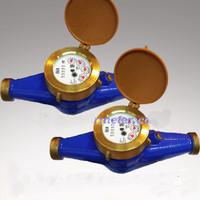 Water Meter 1/2 Inch BR - Meteran Air - Flow Meter