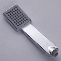 Kepala Shower Mandi Desain Minimalist - Silver