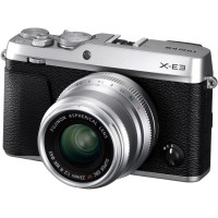 Harga fujifilm mirrorless digital camera x e3 kit with xf 23mm f 2 r wr | Pembandingharga.com