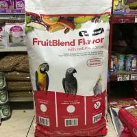 Zupreem fruitblend M 15,8kg for Cockatiels Lovebird Conure Quakers etc