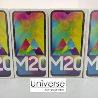 Samsung Galaxy M20 3GB/32GB - Garansi Resmi Samsung Indonesia (SEIN)