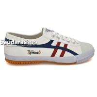 Sepatu Kodachi 8172 Putih lis Navy Merah / Sepatu Kodachi 8172 Classic