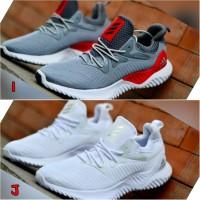 04b6396a3becc Sepatu Kets Sneakers Sport Pria ADIDAS Alphabounce Beyond Running Men