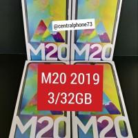 Samsung Galaxy M20[3GB/32GB]-BLACK
