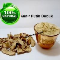 Harga jamu herbal tradisional kunyit kunir putih bubuk asli untuk   Pembandingharga.com