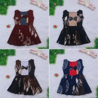 Harga best seller dress marsha uk 1 3 tahun dres etnik baju anak | antitipu.com