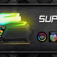 Geil AMD EDITION SUPER LUCE SYNC RGB LED PC21330 2666MHz 16GB (2X8GB)