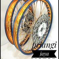 Kualitas Terbaik Original - Sepaket Velg Tdr Original - Motor Cb150R -