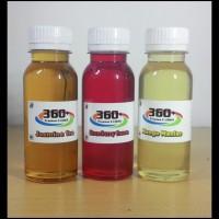 New 360+ Premium Eliquid 110Ml - Ejuice E-Liquid E-Juice Vapor Murah