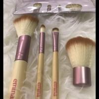 Terjamin Emina Brush Logy - Emina Makeup Brush Set - Set Kuas Make Up