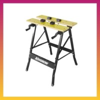 Dijual Portable Workshop Workbench Krisbow - Meja Kerja Gergaji -