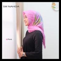 MURAH STYLE jilbab segi empat saudia motif / hijab segi empat motif