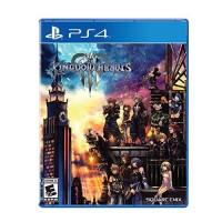 SONY Playstation 4 PS4 Kingdom Hearts III Kingdom Hearts 3 Region 3