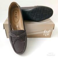 Sepatu Fladeo FLD LSFM82DBR501 sepatu loafers sepatu flat e8fbb2cc15