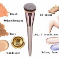 Gujhui Brush Single untuk Bedak/Foundation/Blush on