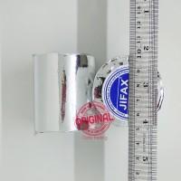 Kertas Thermal / Thermal Paper - jifax - 57mm x 48mm (48mm diameter)
