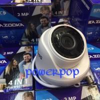 CCTV INDOOR SPC 2MP HD 1080P MURAH BAGUS HYBRID 4IN1 GARANSI RESMI