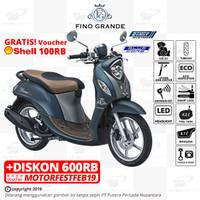 Yamaha FINO 125-GRANDE - OTR TANGERANG