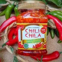 Chili Chila Sambal Teri