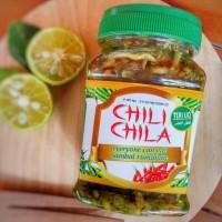 Chili Chila - Sambal Teri Ijo