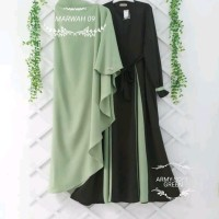 Baju Syari Wanita Hijab Baju Gamis Murah Baju Gamis Wanita Terbaru SS1