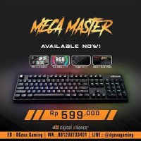 a0c7be1e118 Digital Alliance DA Meca Master RGB - Mechanical Gaming Keyboard