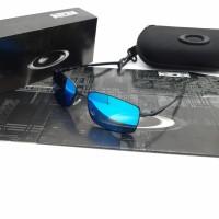 Kacamata Sunglasses Polarized Pria Sporty Square Wire 02