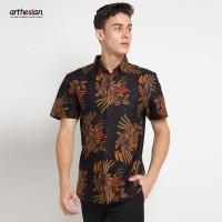 [Arthesian] Kemeja Batik Pria - Gavin Batik Printing
