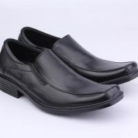 Sepatu Kulit Pria Formal Branded Bandung Model Kickers - CMR 104