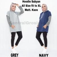 Harga jual murah hoodie sabyan baju nissa sabyan muslim   antitipu.com