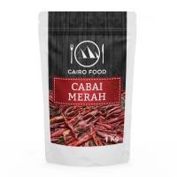 Cabai Merah Bubuk Cairo Food - 1 Kg
