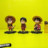 Action Figure One piece isi 3 14 cm