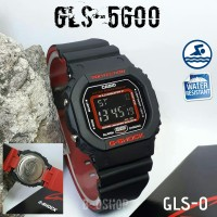 Jam Tangan Cewe Cowo G-Shock Digital DW-5600 Edisi Anti Air