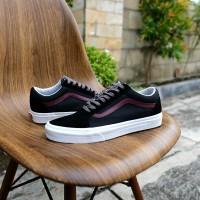 Vans Oldskool Jersey Lace Black Port Royale 4a9578e7cec4