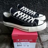 sepatu converse low 70s black white men premium b0651acdc7