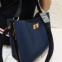 Harga promo diskon gede tas wanita tote bag import fossil key hit | Pembandingharga.com