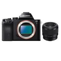 Harga sony mirrorless digital camera a7 lensa fe 50mm f1 | Pembandingharga.com
