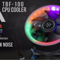 ALSEYE Fan Processor TBF-100 - RGB COOLER