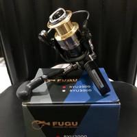 reel fugu ryu 3000 power handle