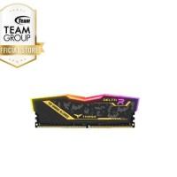 TEAMGROUP Memory DDR4 Delta TUF Gaming RGB LED 2x8GB 2666Mhz