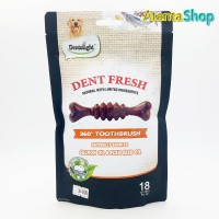 Dentalight - 150g Dent Fresh Salmon Oil & Flax Seed Oil cemilan dental
