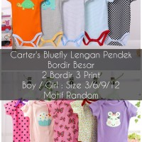 Jumper Bayi 5 in 1 Carter / Jumper Carter's Pendek / Jumper 5in1