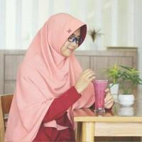 Berry perdana punchberry /Khimar bolak balik Hijab Alila