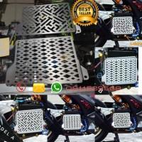 Cover Radiator Nmax Aerox Lexi Aksesoris motor yamaha