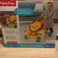 fisher price pushwalker